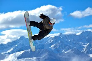 An image from the Saas Fee Freestyle Development Camp course