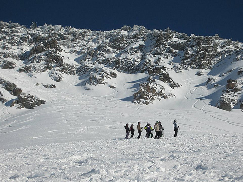 An image from the Verbier Ski & Snowboard Instructor Course course