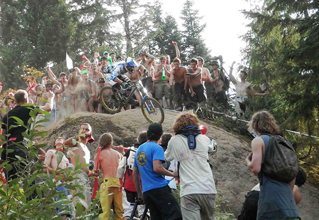 Crankworx, Crankworx Whistler, Peak Leaders, downhill mountain biking