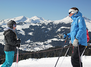 An image from the Morzine Ski or Snowboard Instructor Course course