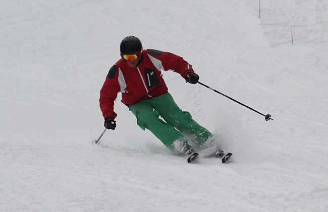 carving, ski, ski instructor course, gap year, sabbatical