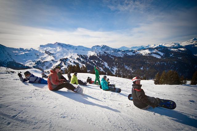 morzine ski snowboard instructor course the final week ski snowboard mountain bike. Black Bedroom Furniture Sets. Home Design Ideas