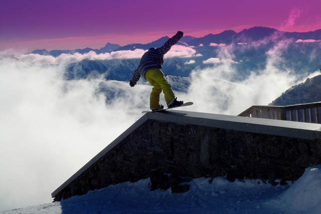 An image from the New Zealand Ski & Snowboard Instructor Course course