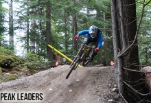 Peak Leaders, mountain biking, Whistler, IDP level 1, mountain bike guide, mountain bike course