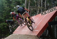 Peak Leaders, Whistler, Whistler Bike Park, mountain bike, instructor course, mountain bike guide, IDP level 2