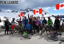 Peak Leaders Coaches Hiring Camp, Whistler, Canada, 2013, Garbanzo Zone