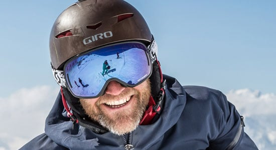 BASI ski instructor training courses - Guy