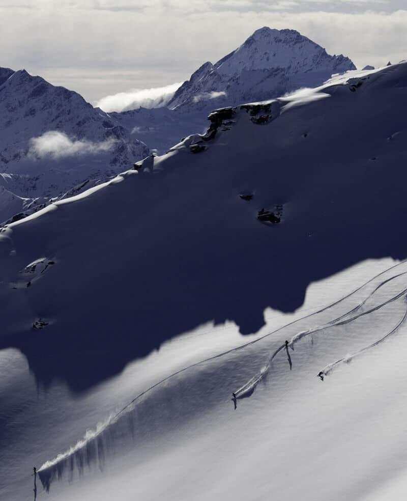 Peakleaders Snow and ski courses