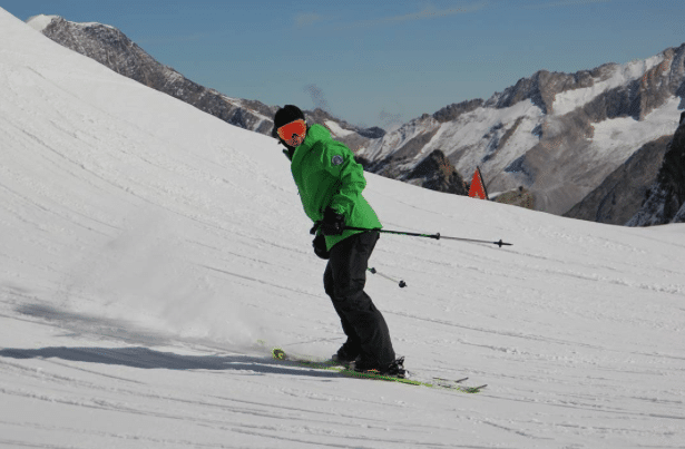 Saas Fee Instructor Course Week 4 Freestyle Training