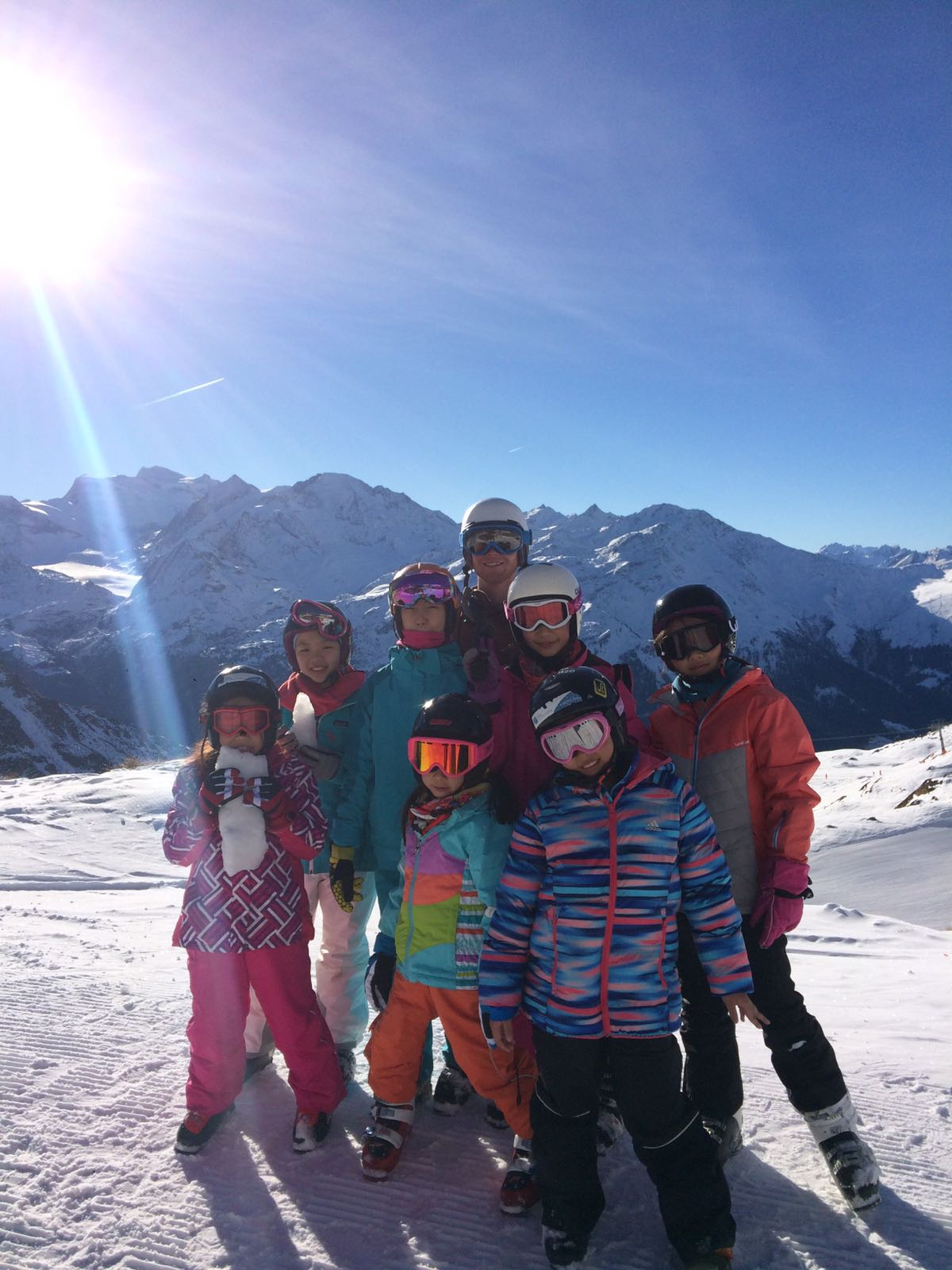 VERBIER PEAK LEADERS COURSE 2016/2017 – WEEK FIVE