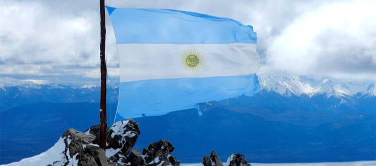 Argentina ski gap course