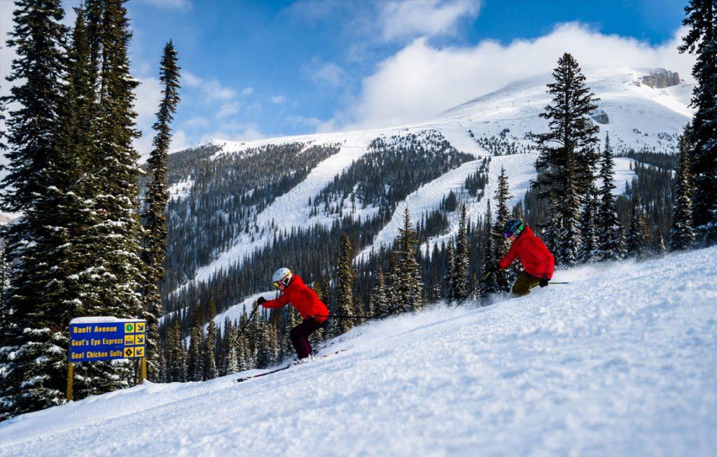 banff - ski instructor training courses
