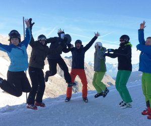 Why is Saas Fee such a great instructor course?