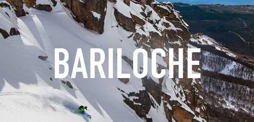 Bariloche ski instructor Gap course