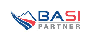 BASI ski instructor training partner logo