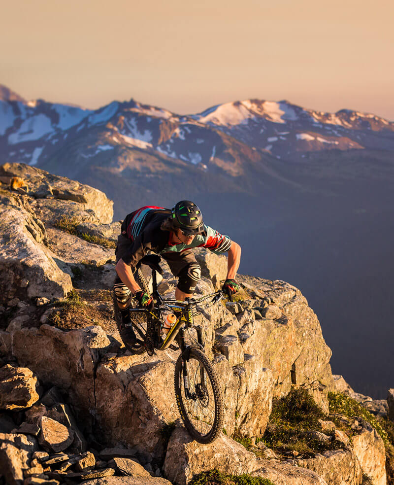 Dirt and bike courses offer with peakleaders