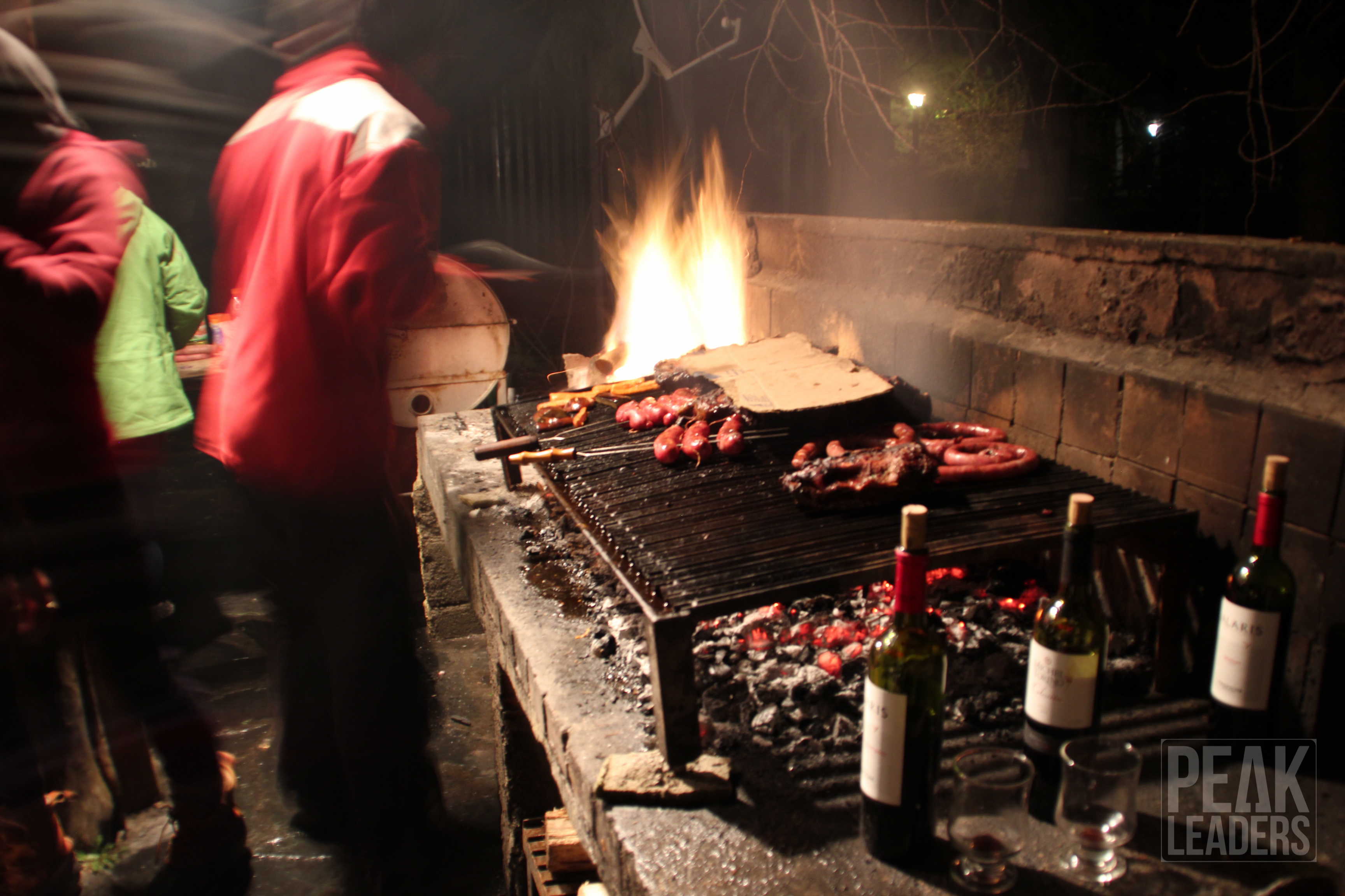 Famous Asado, a BBQ to remember