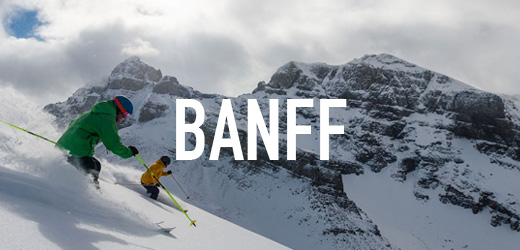 Banff Canada ski instructor Gap course