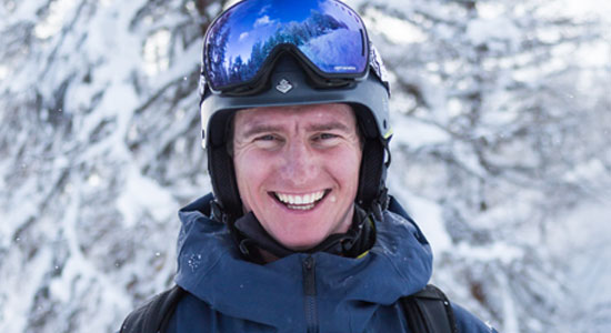 BASI ski instructor training courses - Jake