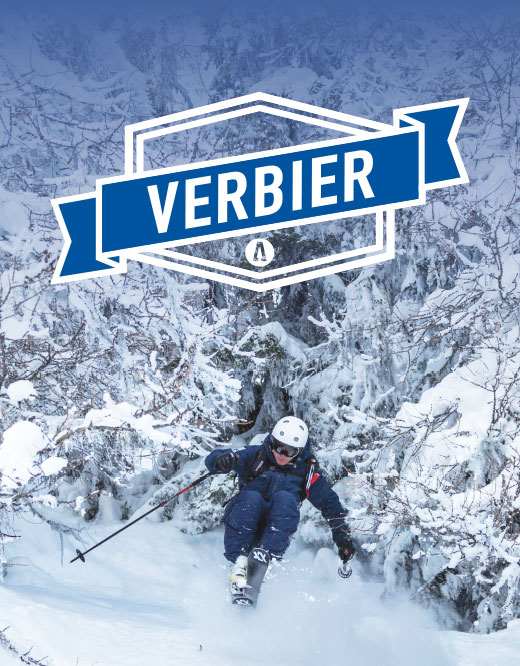 Verbier ski instructor Gap course