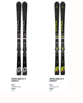 Dynastar GAP course skis