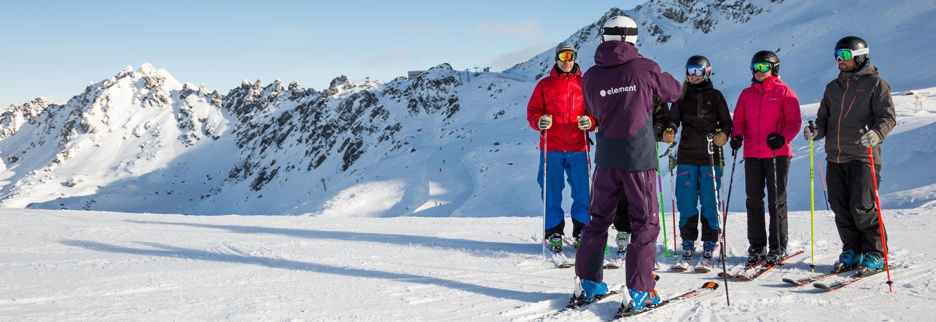 Ski Instructor Wages Basi Ski Instructor Training Courses Peak Leaders