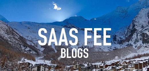 Saas Fee ski instructor Gap course