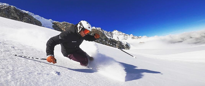 Verbier self-catered gap courses