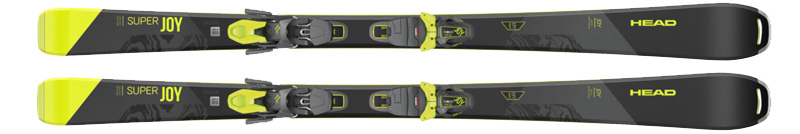 Head Women's skis for 2021 2022 basi courses