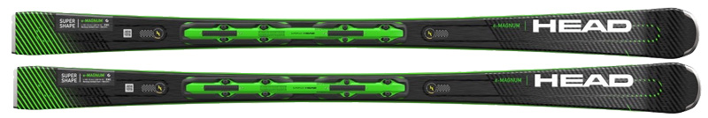 Head skis for 2021 2022 basi courses