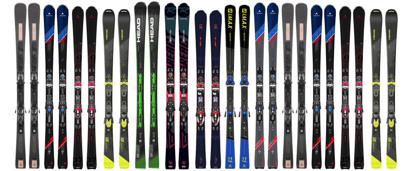 Ski gap course ski advice