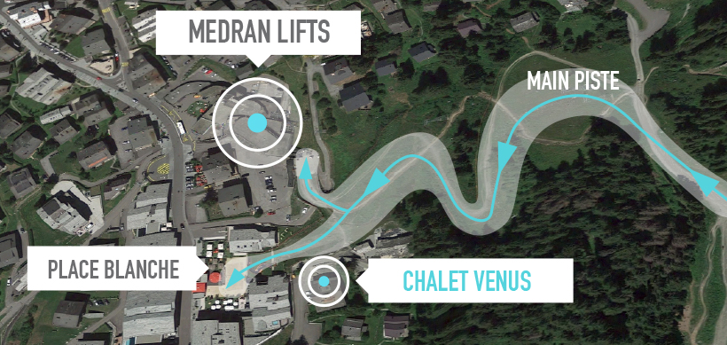 Verbier gap course accommodation