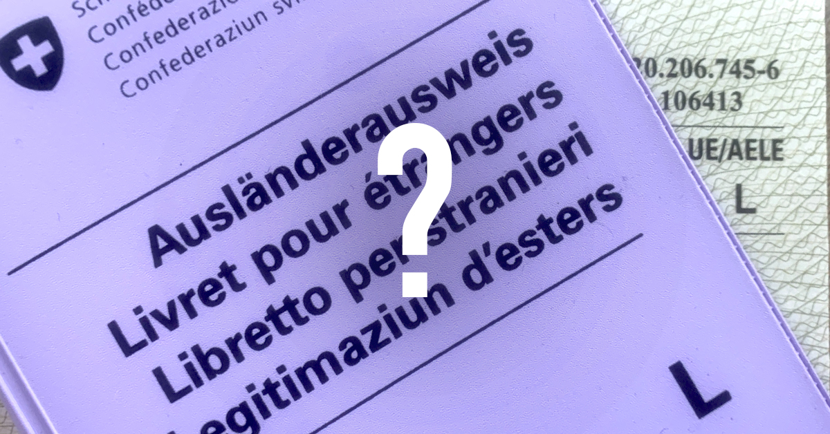 Student permits for Switzerland ski instructor courses