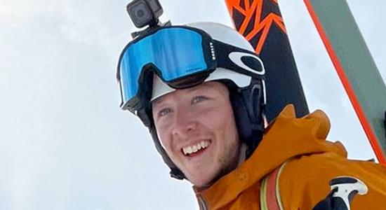 Verbier Ski gap course coach Calum